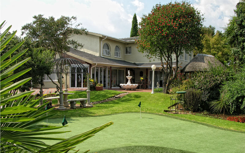 Golfer's Lodge Guest House