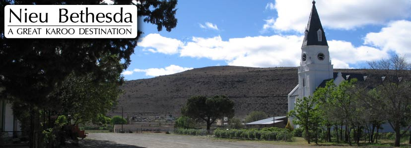 @Nieu-Bethesda – A Great Karoo Destination