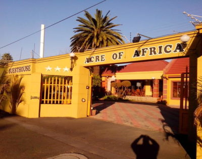 Acre Of Africa Guesthouse/Hotel